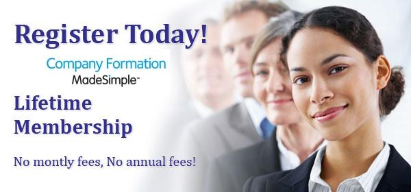 register your company Today